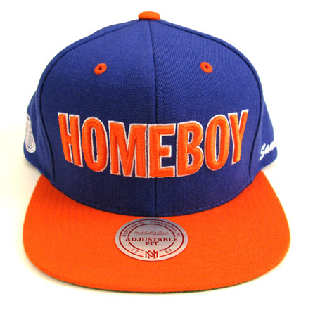 Homeboy Sandman Snapback (Mitchell   Ness) £24.99 Add to basket. Collab  with the good folks at Mitchell   Ness  Homeboy Sandman repping NYC! 4820be0694